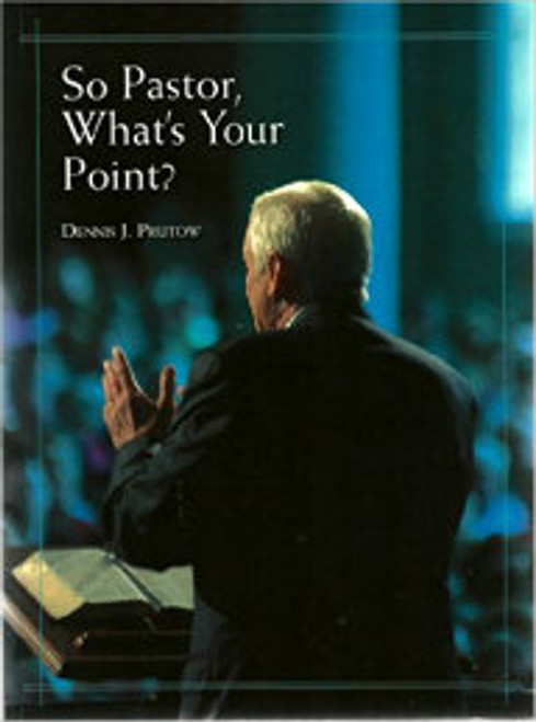 So Pastor, What's Your Point (Hardcover)