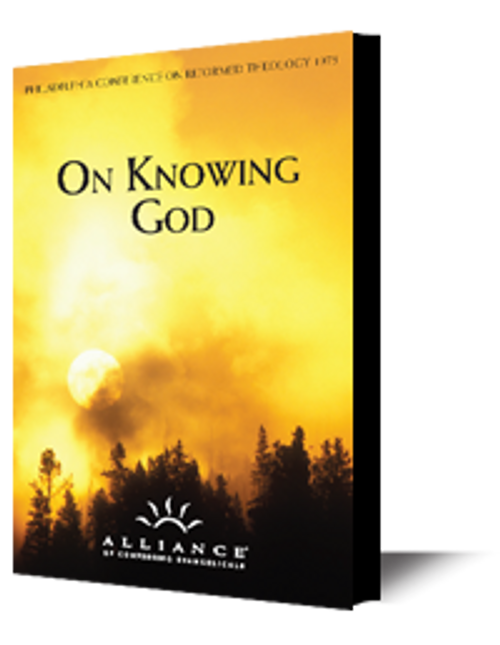 On Knowing God: The World and the Word (mp3 download)