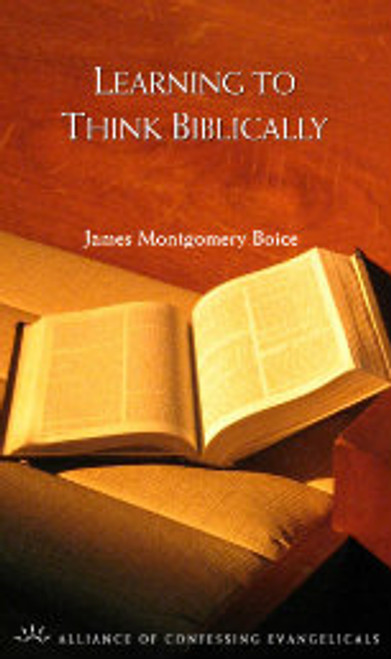 Learning to Think Biblically (Booklet)