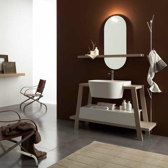 Canestro Vanity Position C26 Yeomans Bagno & Ceramiche