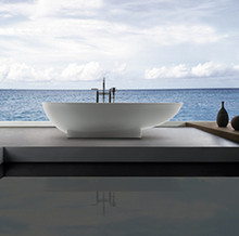 Lagoona Stone Bath