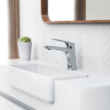 Subi Basin Mixer - Chrome