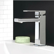 Radii Basin Mixer - Chrome