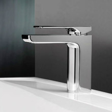 Gloss Basin Mixer - Chrome
