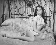 This is an image of 175901 Nancy Kwan Photograph & Poster