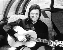 This is an image of 186481 Johnny Cash Photograph & Poster