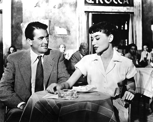 This is an image of 186508 Roman Holiday Photograph & Poster