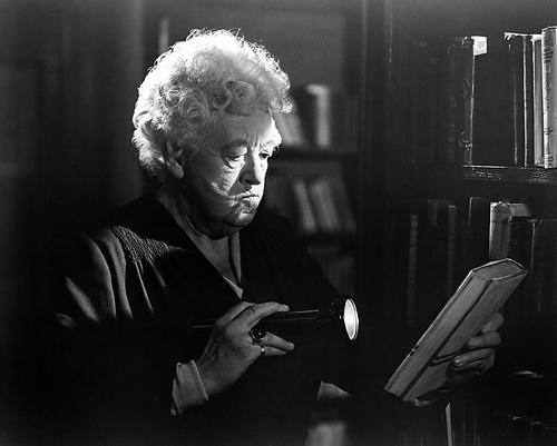 This is an image of 186695 Margaret Rutherford Photograph & Poster