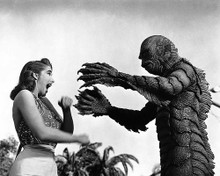 This is an image of 187101 The Creature from the Black Lagoon Photograph & Poster