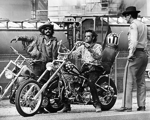 This is an image of 187129 Easy Rider Photograph & Poster