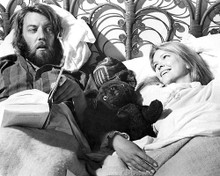 This is an image of 187217 Donald Sutherland Photograph & Poster
