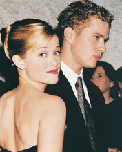 This is an image of 238598 Reese Witherspoon & Ryan Phillippe Photograph & Poster