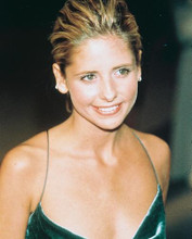 This is an image of 239636 Sarah Michelle Gellar Photograph & Poster