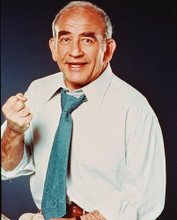 This is an image of 240343 Edward Asner Photograph & Poster