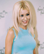 This is an image of 240741 Christina Aguilera Photograph & Poster