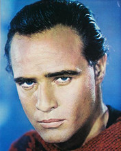 This is an image of 242031 Marlon Brando Photograph & Poster
