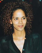 This is an image of 242865 Halle Berry Photograph & Poster