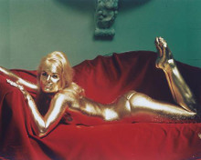 This is an image of 243627 Shirley Eaton Photograph & Poster