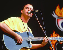 This is an image of 248249 Dave Matthews Photograph & Poster