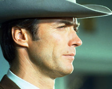 This is an image of 251080 Clint Eastwood Photograph & Poster