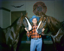 This is an image of 251508 Gene Autry Photograph & Poster