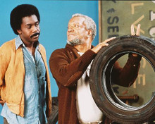 This is an image of 253138 Sanford and Son Photograph & Poster