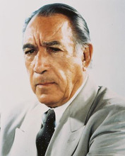 This is an image of 244967 Anthony Quinn Photograph & Poster