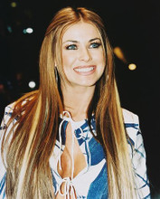 This is an image of 245515 Carmen Electra Photograph & Poster