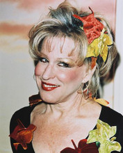 This is an image of 245620 Bette Midler Photograph & Poster