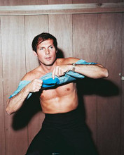 This is an image of 246230 Adam West Photograph & Poster