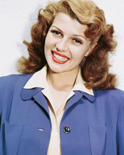 This is an image of 246929 Rita Hayworth Photograph & Poster