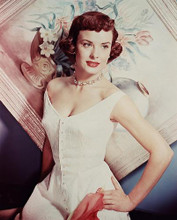 This is an image of 252549 Jean Peters Photograph & Poster