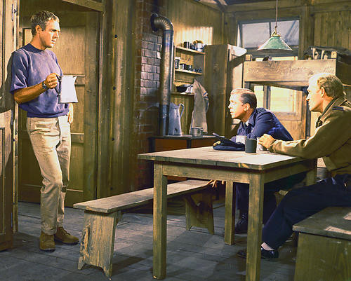 This is an image of 256731 The Great Escape Photograph & Poster