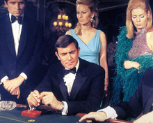 This is an image of 256781 George Lazenby Photograph & Poster