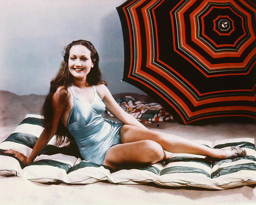 This is an image of 256833 Dorothy Lamour Photograph & Poster