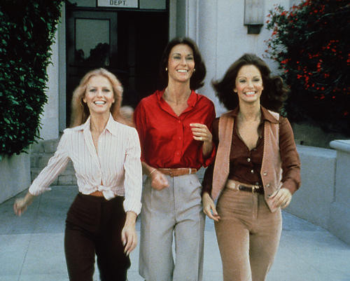 This is an image of 257037 Charlie's Angels Photograph & Poster