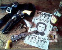 This is an image of 257161 Clint Eastwood Photograph & Poster