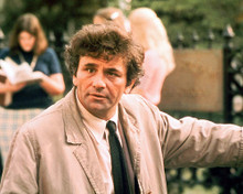 This is an image of 261197 Peter Falk Photograph & Poster