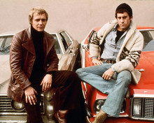This is an image of 261614 Starsky and Hutch Photograph & Poster
