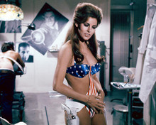 This is an image of 264162 Raquel Welch Photograph & Poster
