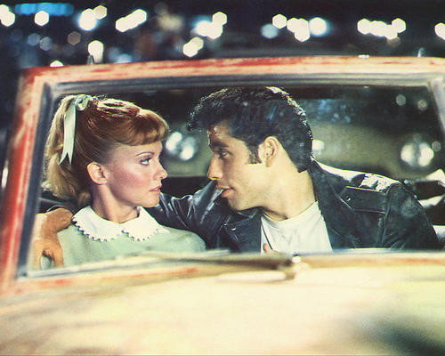 This is an image of 264569 Grease Photograph & Poster