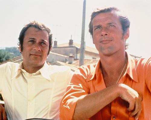 This is an image of 264650 The Persuaders Photograph & Poster