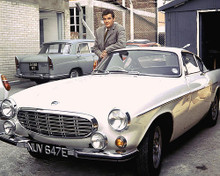 This is an image of 268112 Roger Moore Photograph & Poster