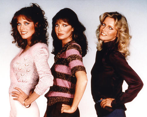 This is an image of 272246 Charlie's Angels Photograph & Poster