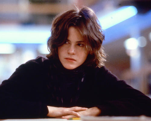 This is an image of 274512 Ally Sheedy Photograph & Poster