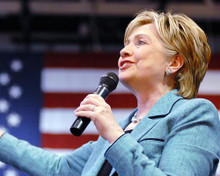 This is an image of 277369 Hillary Rodham Clinton Photograph & Poster