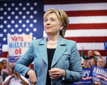 This is an image of 277370 Hillary Rodham Clinton Photograph & Poster