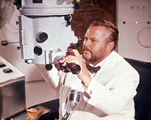 This is an image of 277994 Orson Welles Photograph & Poster