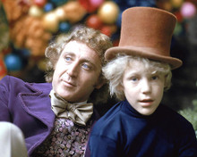 This is an image of 280375 Willy Wonka Photograph & Poster