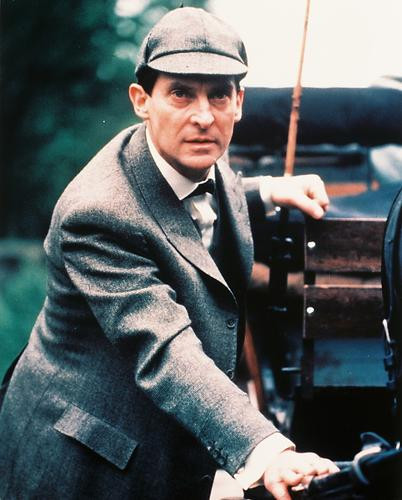 This is an image of 210193 Jeremy Brett Photograph & Poster